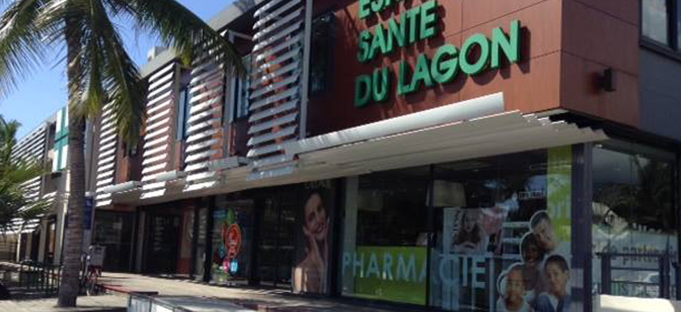 Pharmacie du Lagon